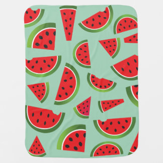 Watermelon Baby Blanket