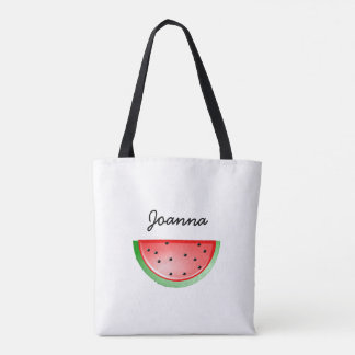 Watermelon Cooking Out Personalized Bag