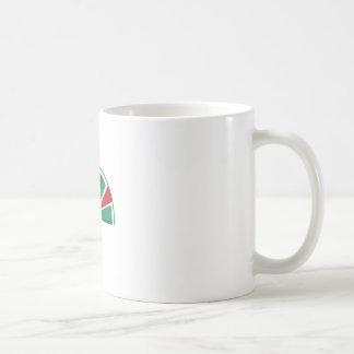 watermelon design coffee mug