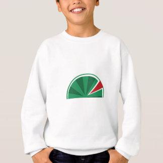 watermelon design sweatshirt