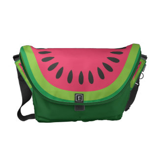 Watermelon Dream Courier Bag