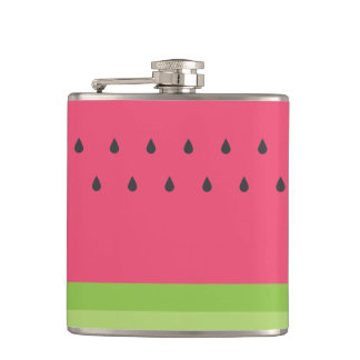 Watermelon Flask