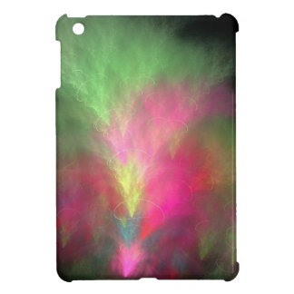 Watermelon fractal cover for the iPad mini