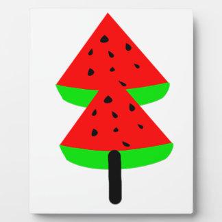 watermelon fruit tree plaque