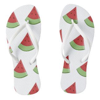 Watermelon Fun Flip-Flops Thongs