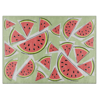 Watermelon Green Multi cutting board