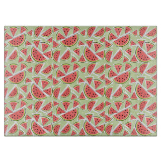 Watermelon Green Multi Small cutting board