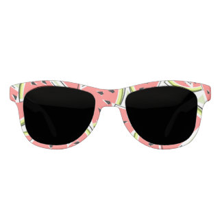 Watermelon Green sunglasses