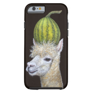 Watermelon harvester iPhone 6/6s tough case