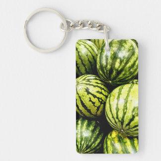 Watermelon Keychains