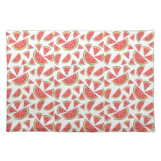 Watermelon Multi small pattern cloth Placemats