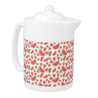 Watermelon Multi Small teapot