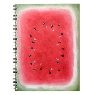 Watermelon Notebook