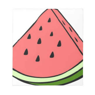 Watermelon Notepad