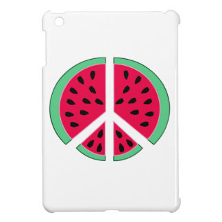 Watermelon of Peace iPad Mini Covers