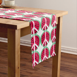 Watermelon of Peace Short Table Runner
