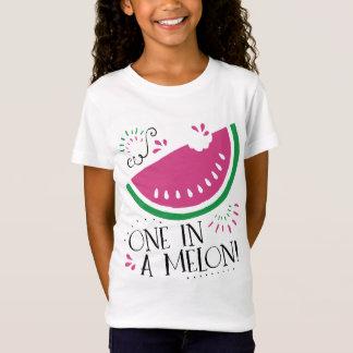 Watermelon One in a Melon T-shirt