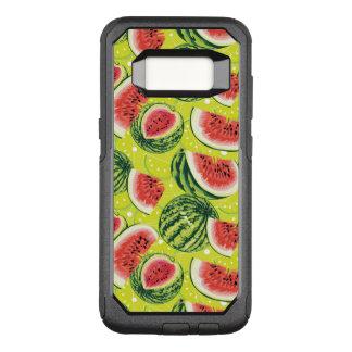 Watermelon Pattern 2 OtterBox Commuter Samsung Galaxy S8 Case