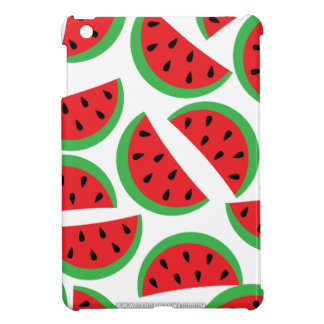 Watermelon pattern iPad mini covers