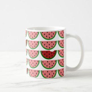 Watermelon Pattern Mug
