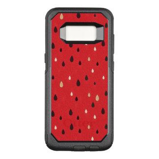 Watermelon Pattern OtterBox Commuter Samsung Galaxy S8 Case
