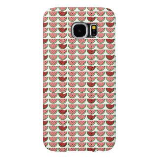 Watermelon Pattern Samsung Galaxy Case