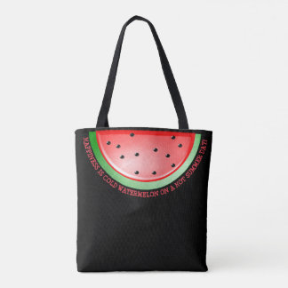 Watermelon Personalized Bag