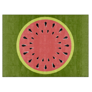 Watermelon Pink cutting board