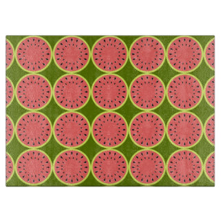 Watermelon Pink Multi cutting board