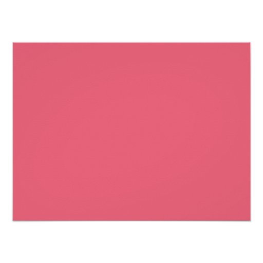 Watermelon Pink Poster