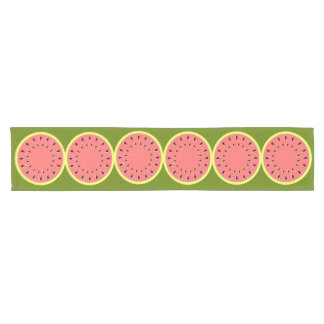 Watermelon Pink table runner