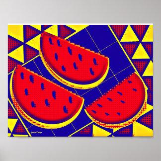 watermelon POP Poster
