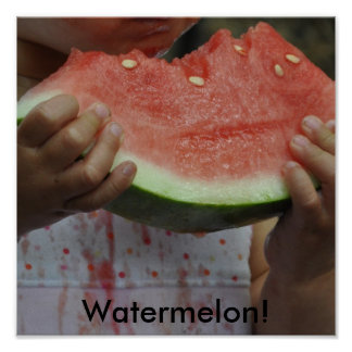 Watermelon! Poster