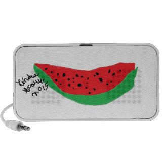 Watermelon Print Speaker