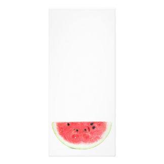 Watermelon Rack Card