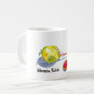 Watermelon Radish Mug