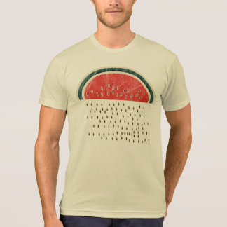 Watermelon Raining Seeds T-Shirt
