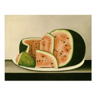 Watermelon Recipe Card