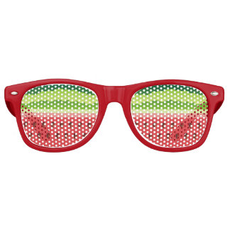 Watermelon Retro Sunglasses