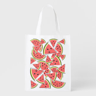 Watermelon reusable bag