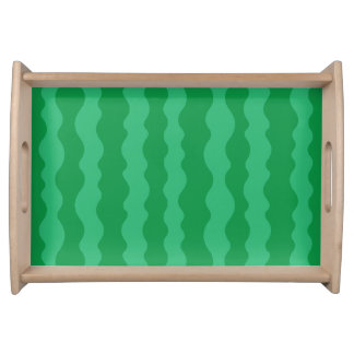 Watermelon Rind Serving Tray