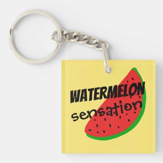 watermelon sensation key ring