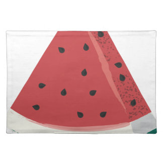 Watermelon Slice Placemat