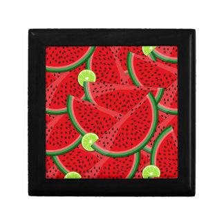Watermelon slices gift box
