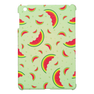 Watermelon Smile Design iPad Mini Case
