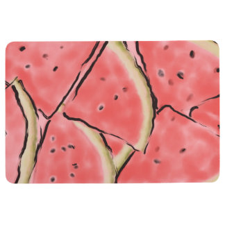 Watermelon Stack Floor Mat