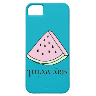 watermelon stay weird case