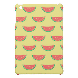 watermelon summertime pattern cover for the iPad mini