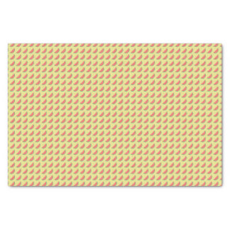 watermelon summertime pattern tissue paper