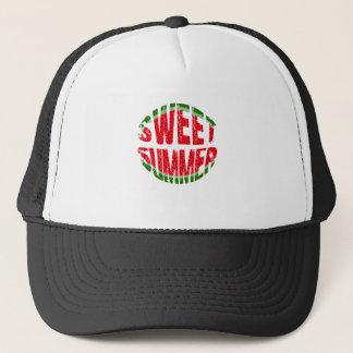 Watermelon - sweet summer trucker hat